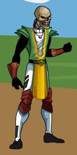 Ranged-build character w/ DMG TaladosianRobes