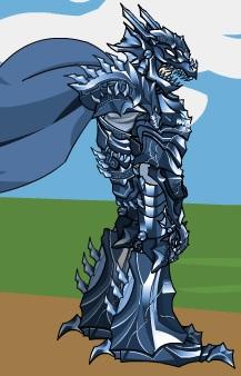 Frozen Dragonslayer